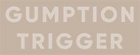 Gumptions Trigger logo