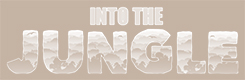Into The Jungle logo